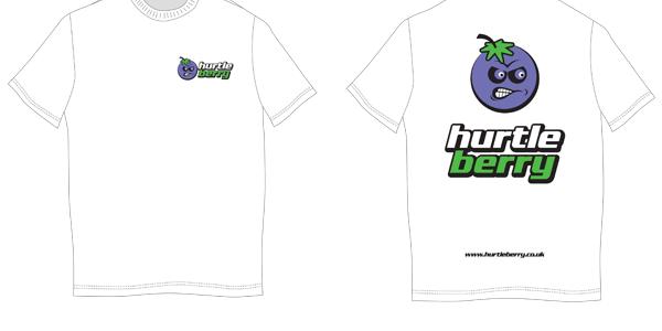 hurtleberry t-shirt