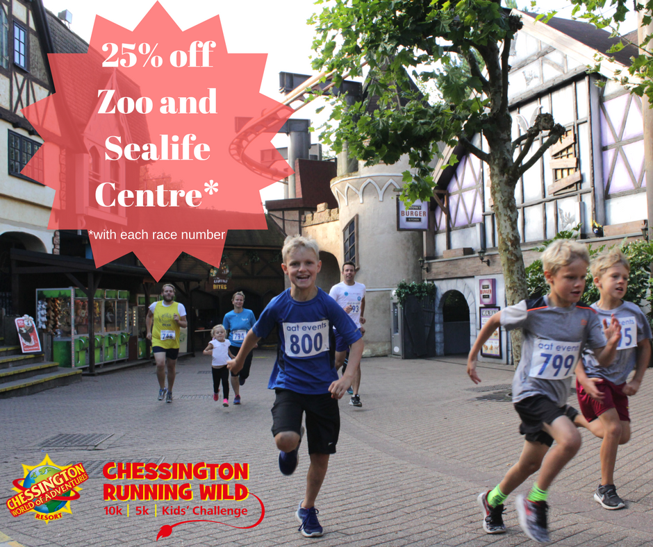 25% off Zoo and Sealife Centre