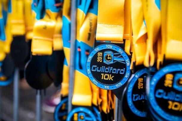 Guildford10k medal