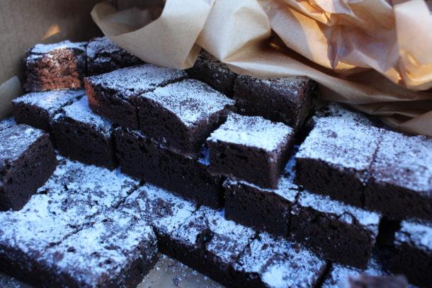 Aunt Debbie's Homemade Brownies ❤
