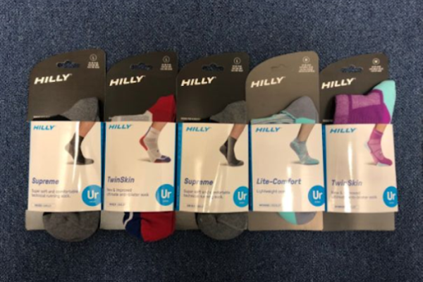 Hilly Sock